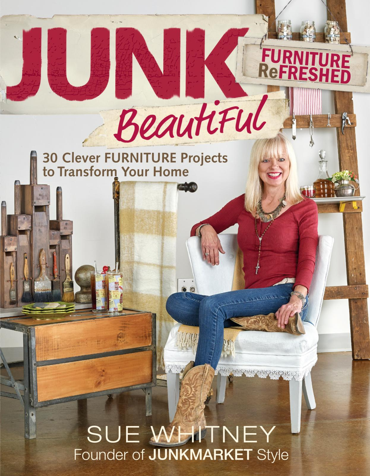 071618 Junk Beautiful Furniture Refreshed