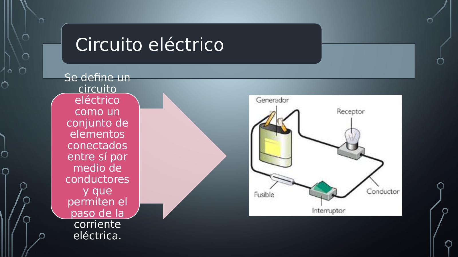 Circuito En Paralelo : Calaméo definición circuitos serie paralelo y mixtos
