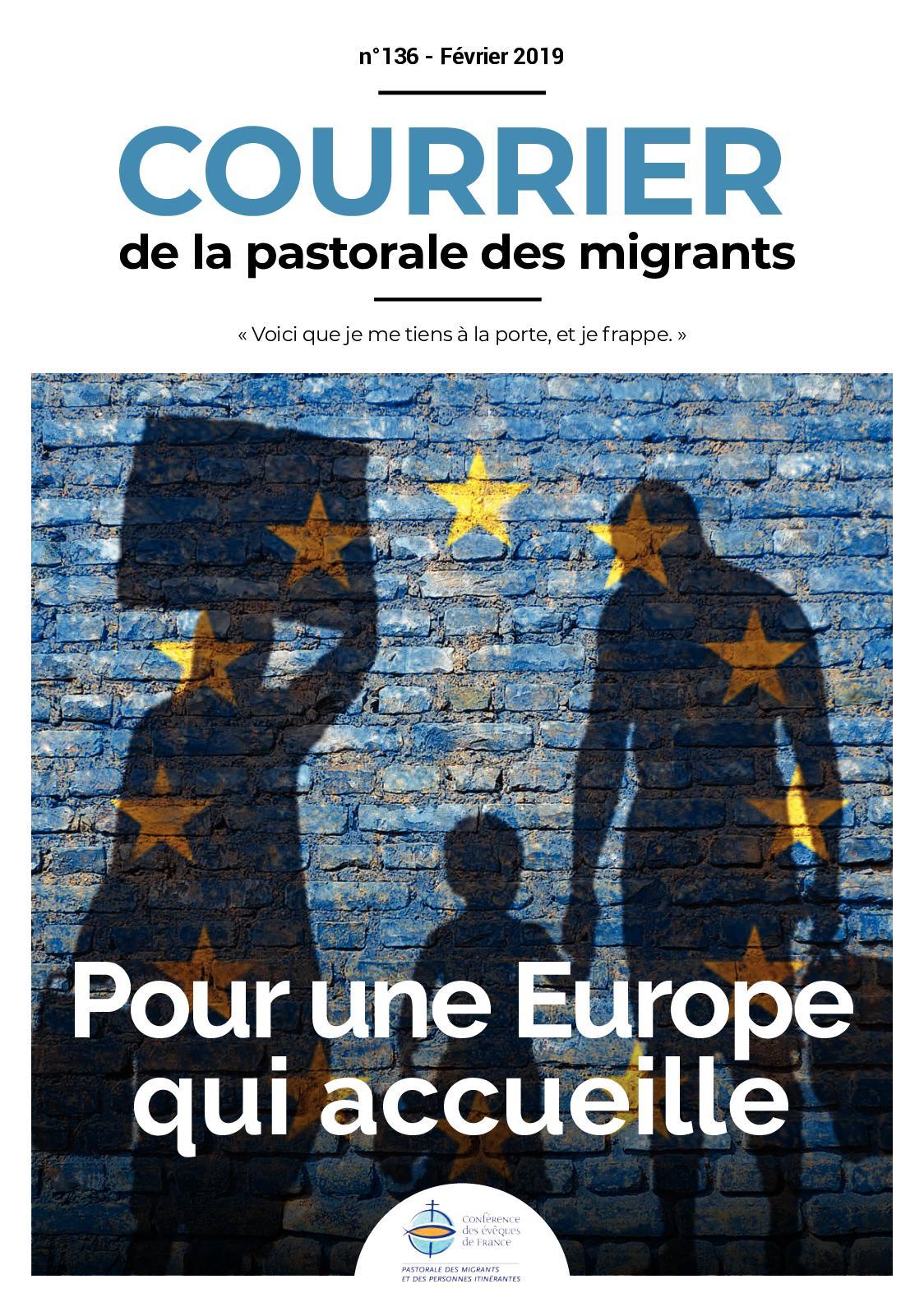 Courrier de la pastorale des migrants N°136 - Février 2019