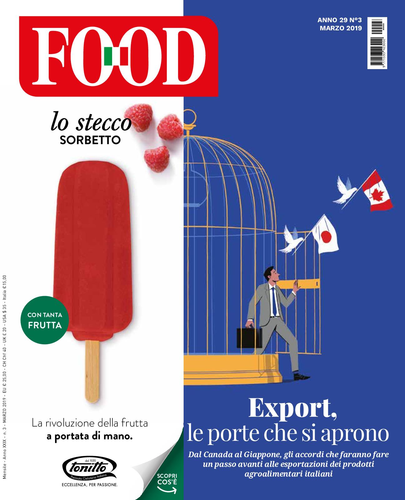 Preview Food Marzo 2019