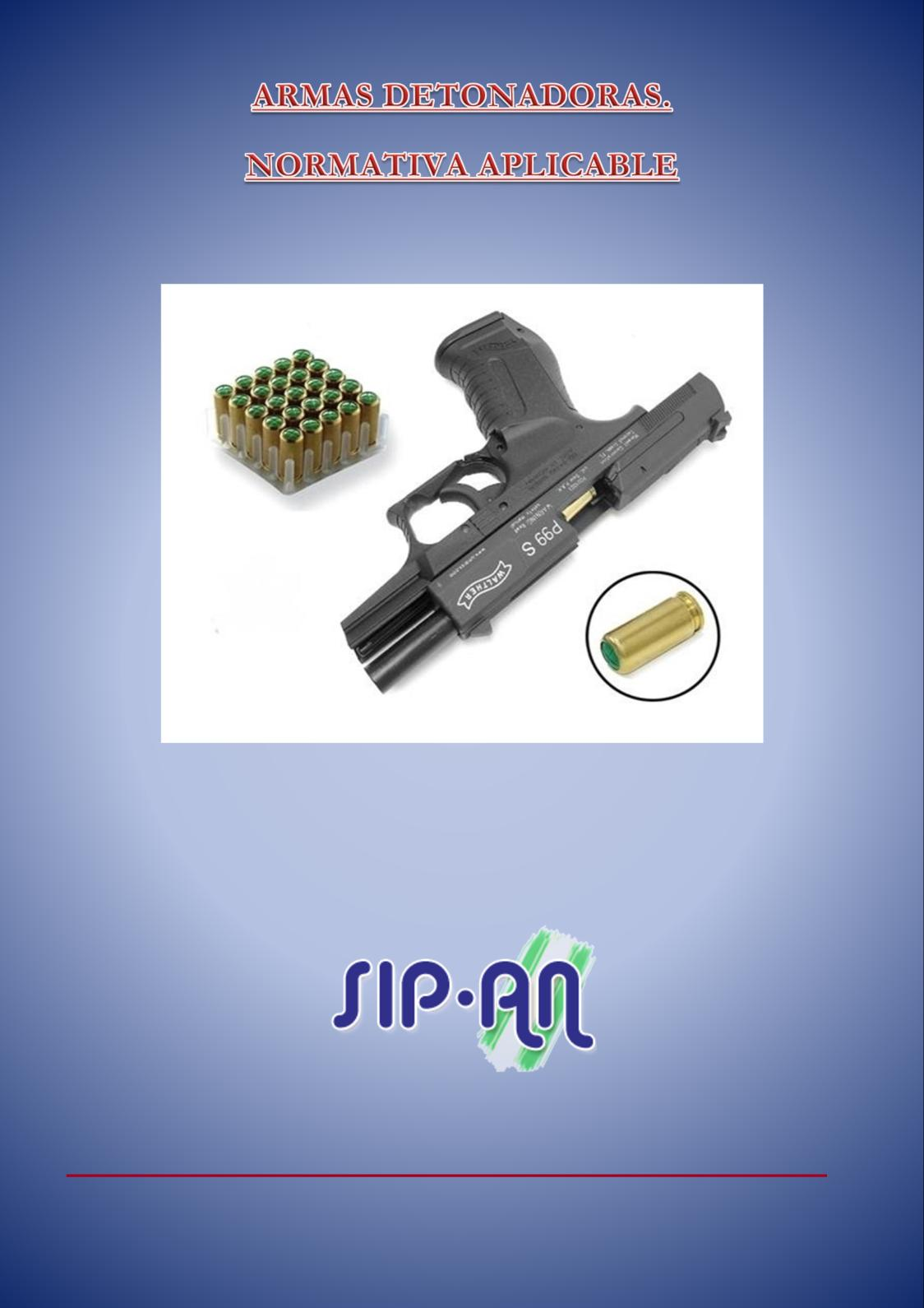 383 Armas Detonadoras