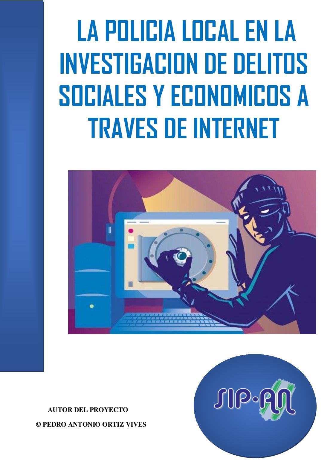 395 Investigacion De Delitos Sociales Y Economicos A Traves De Internet