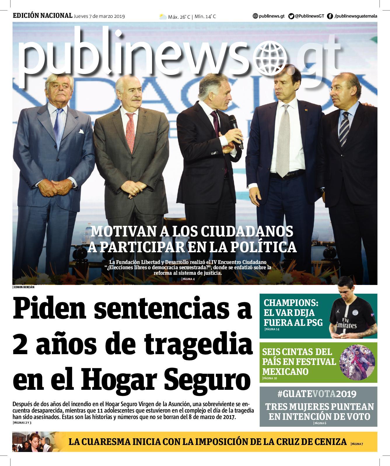 GUATEMALA CITY 07032019