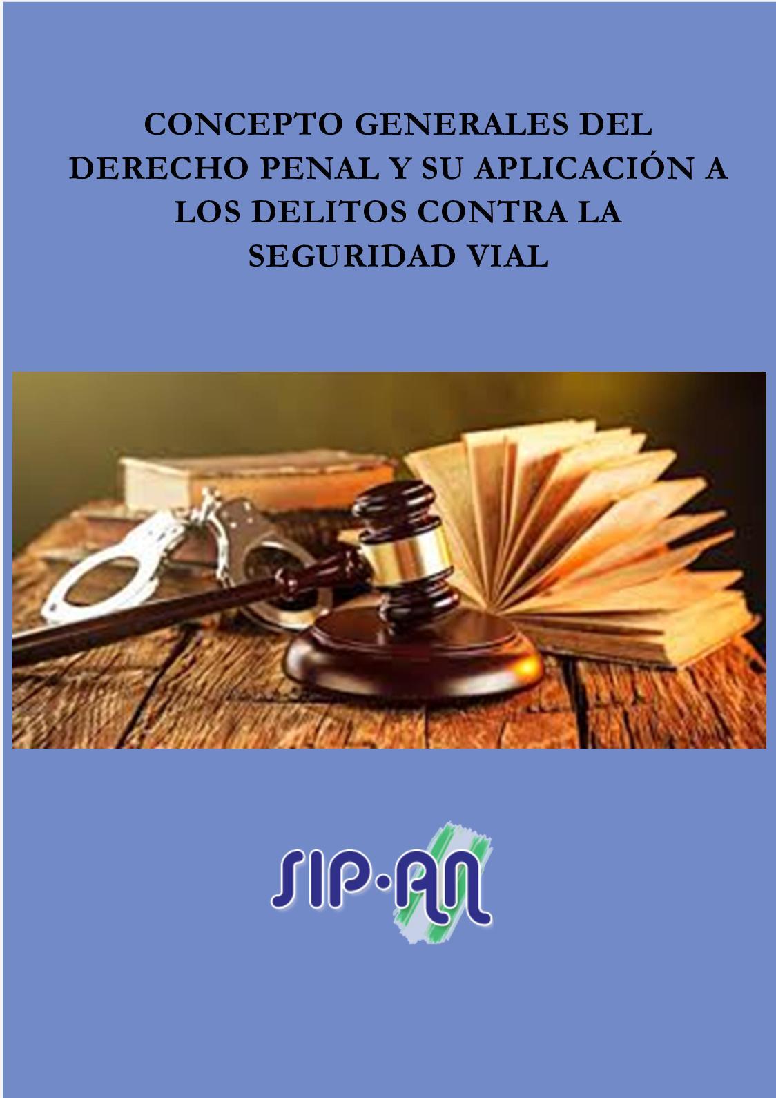 403 Conceptos Generales Del Derecho Penal