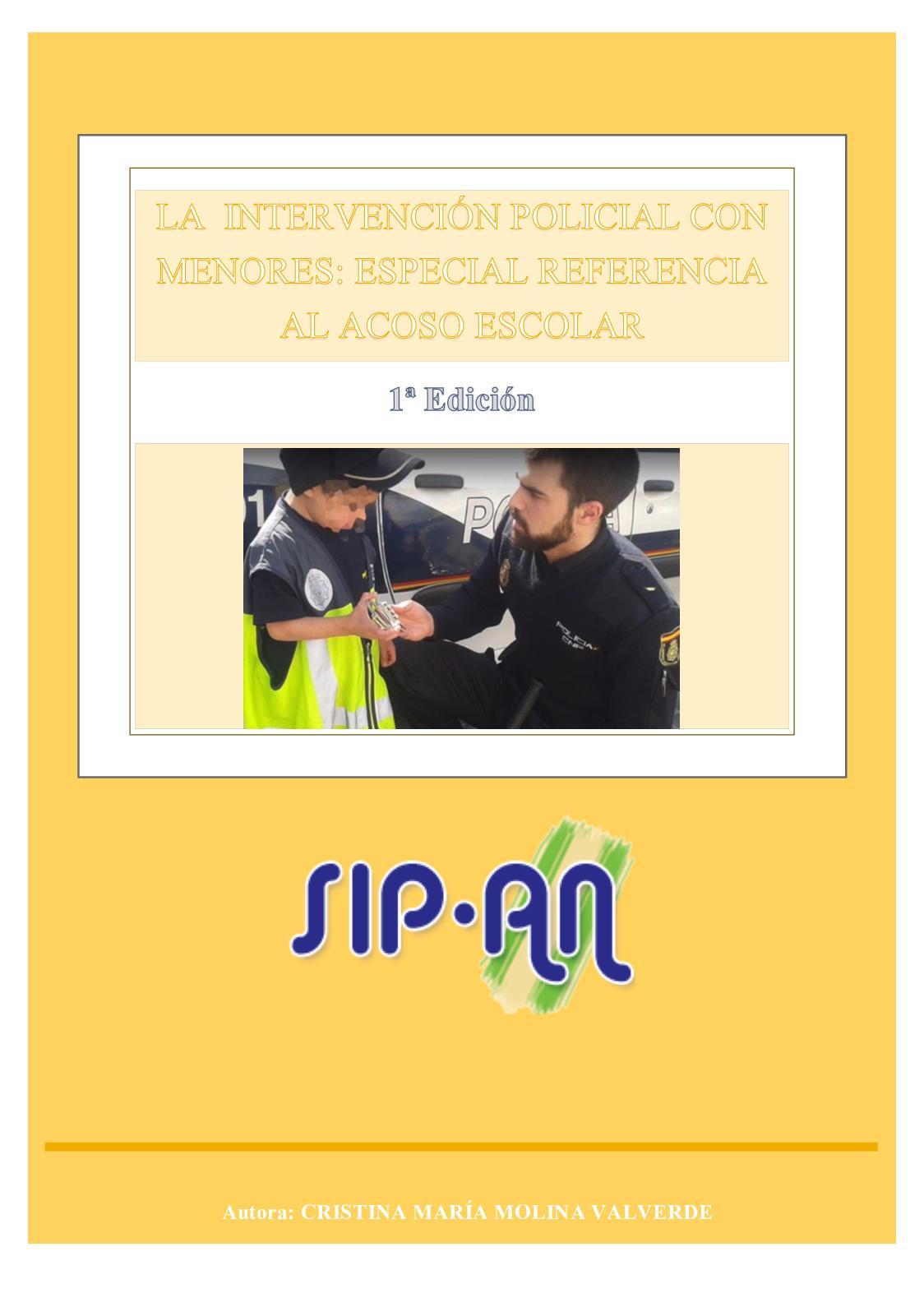 405 Intervención Policial Con Menores