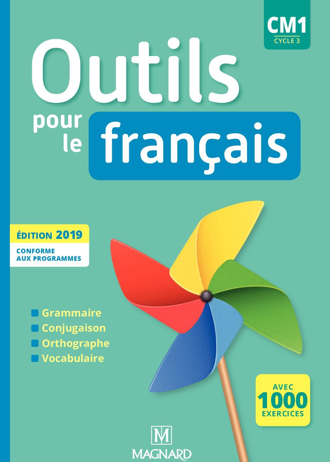 Extrait Outils pour le français - CM1
