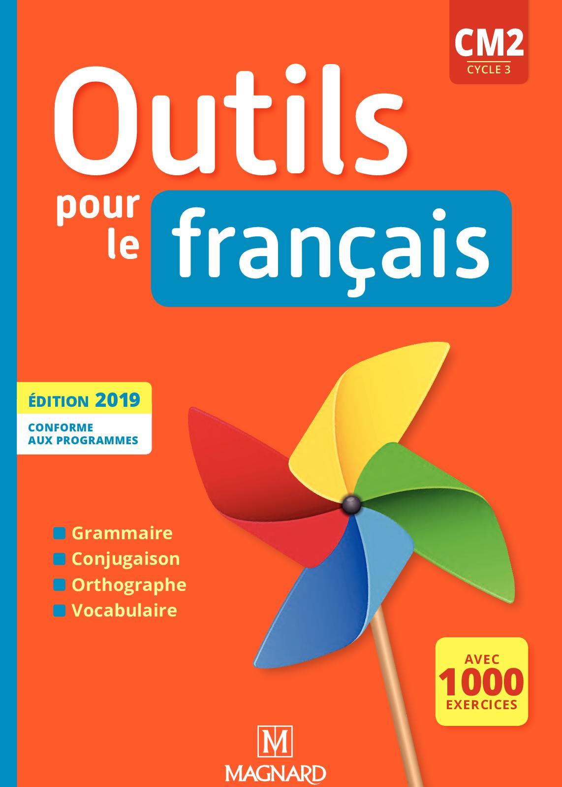 Extrait Outils pour le français - CM2