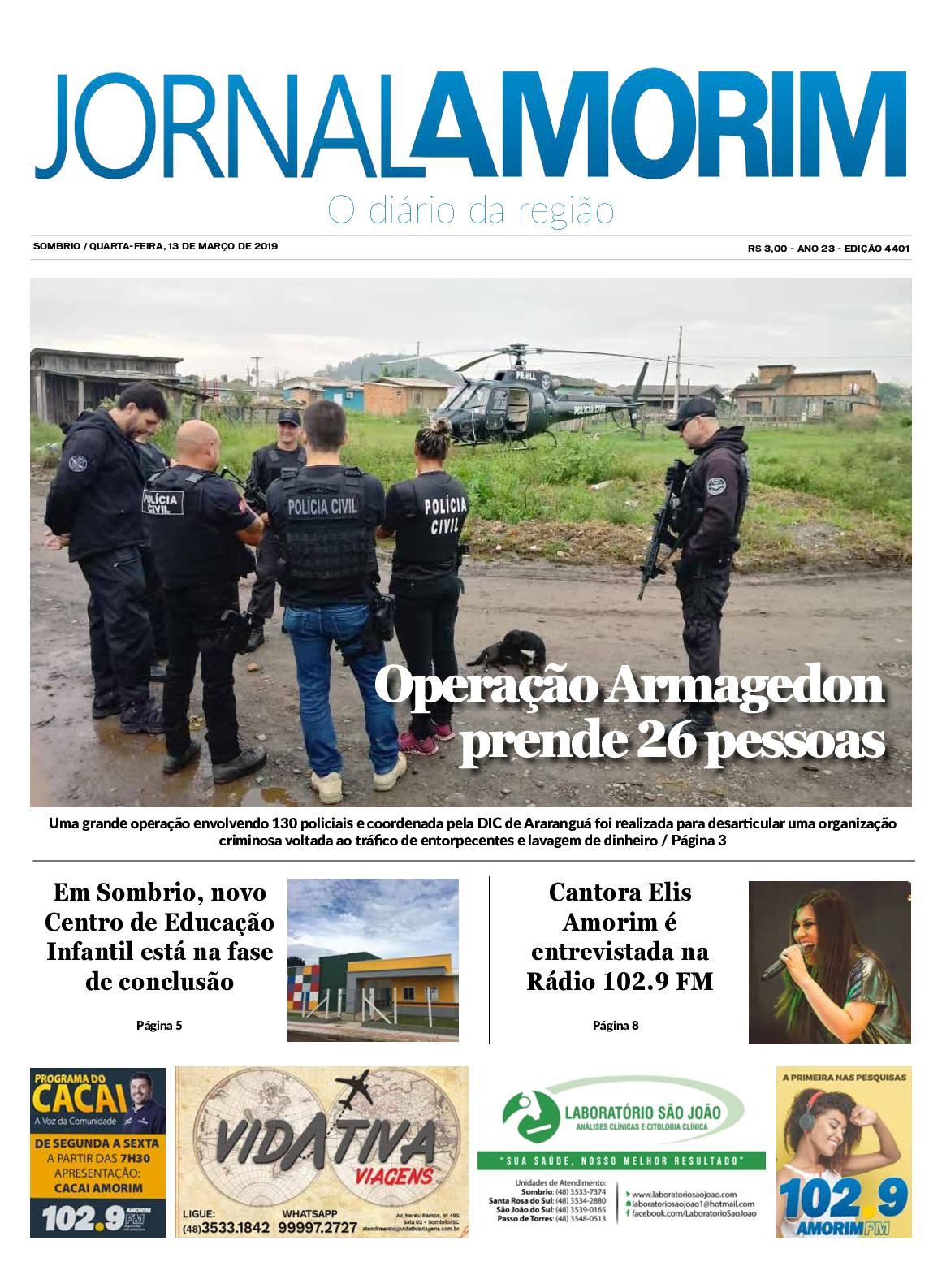 Jornal Amorim 13-03-19