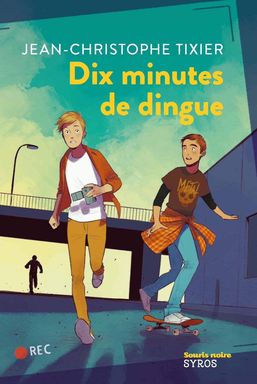 Dix Minutes De Dingue Calameo