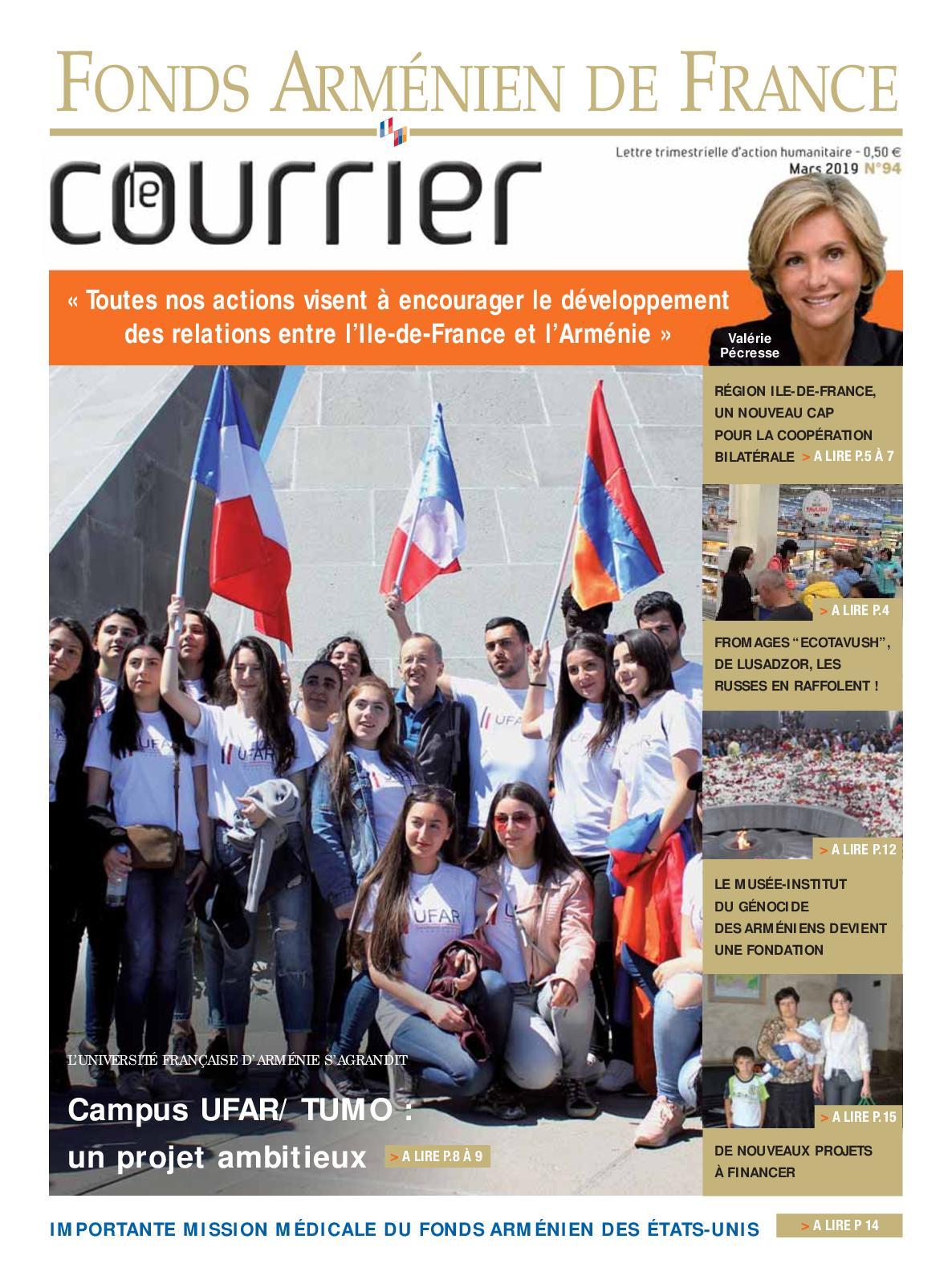 Le Courrier N°94