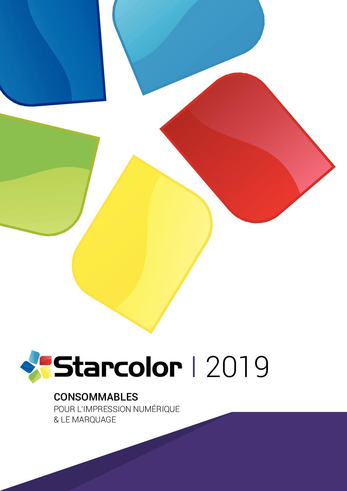 Catalogue Starcolor 2019 Hd