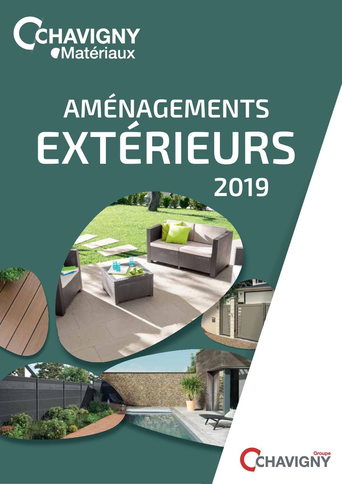 Catalogue Aménagements Extérieurs 2019