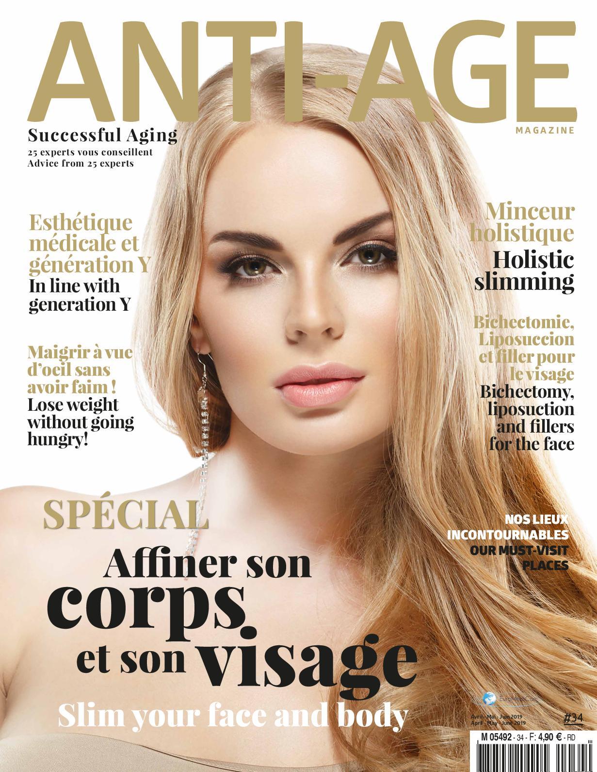 Anti Age Magazine N°34