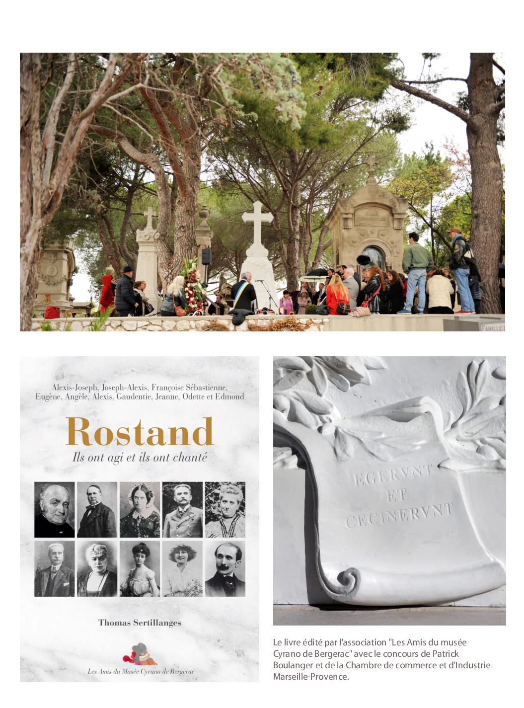 Festival Edmond Rostand Album Souvenir