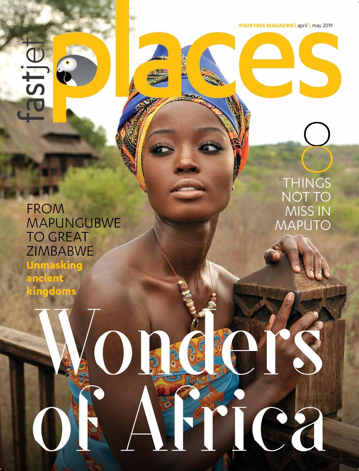 Places Magazine April 2019