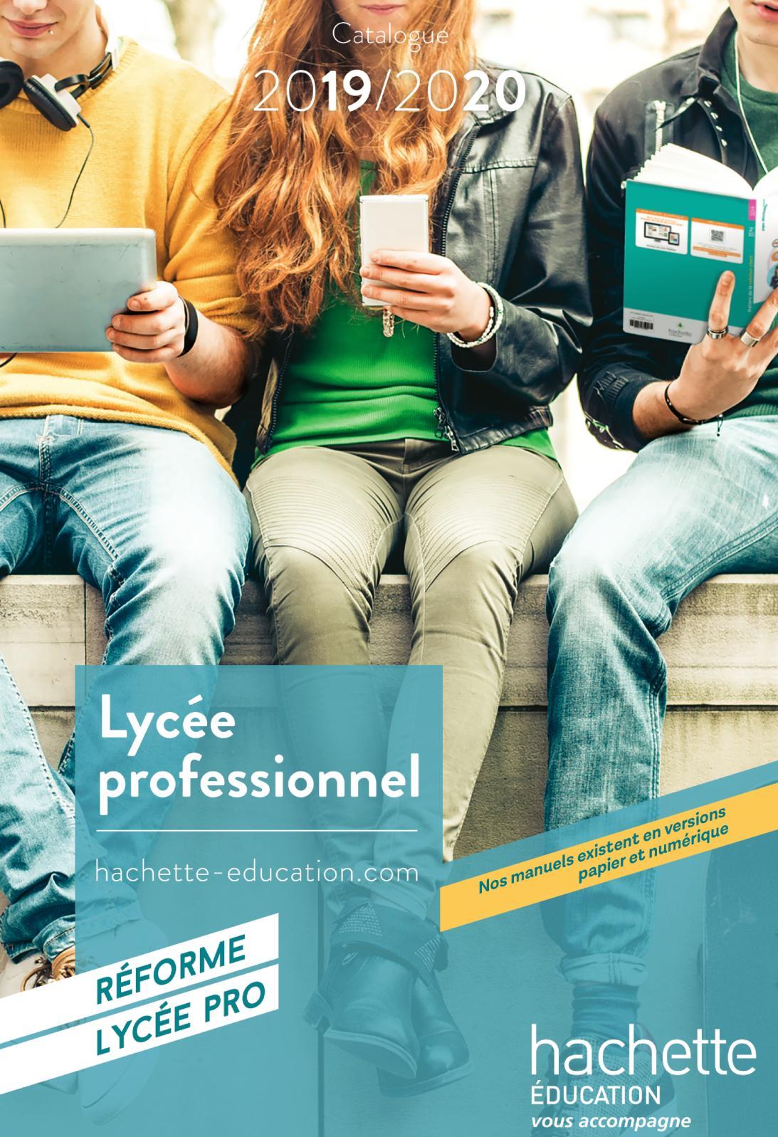 Catalogue Lycées Professionnels 2019