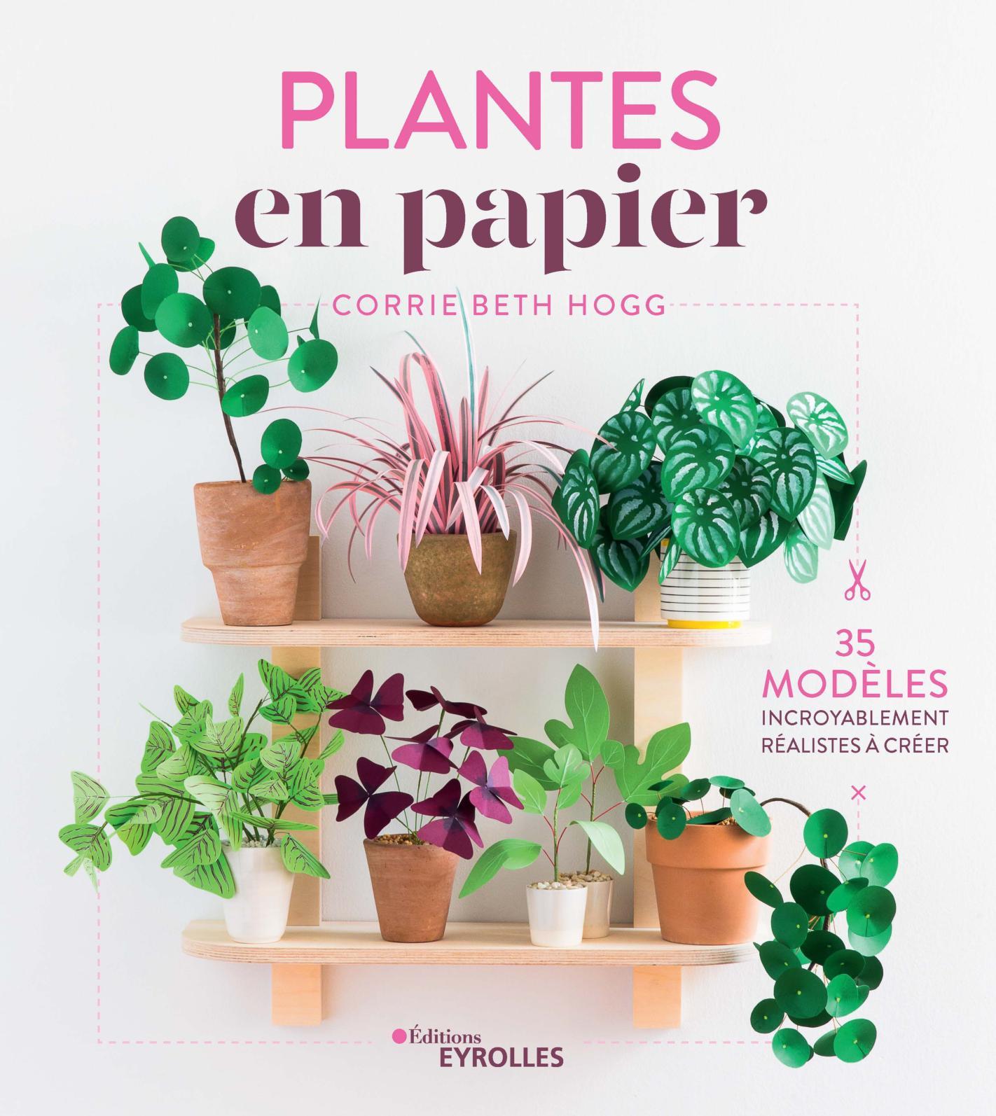 Plantes en papier