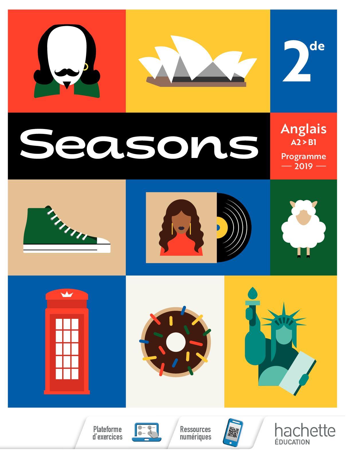 Spécimen - Seasons 2de
