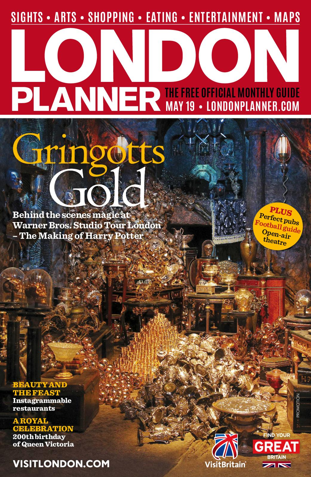 LONDON PLANNER MAY 2019
