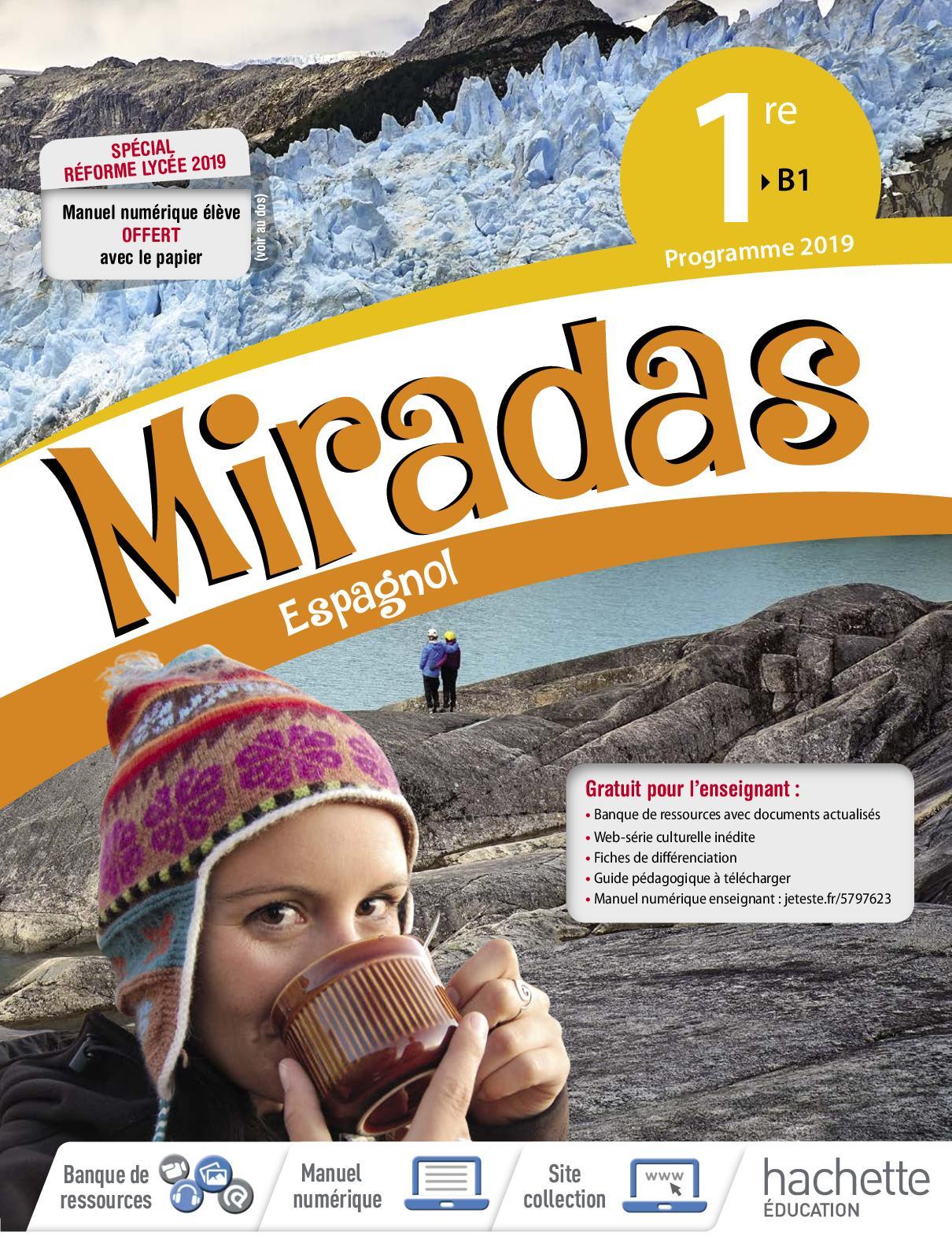 SPÉCIMEN - Miradas 1re