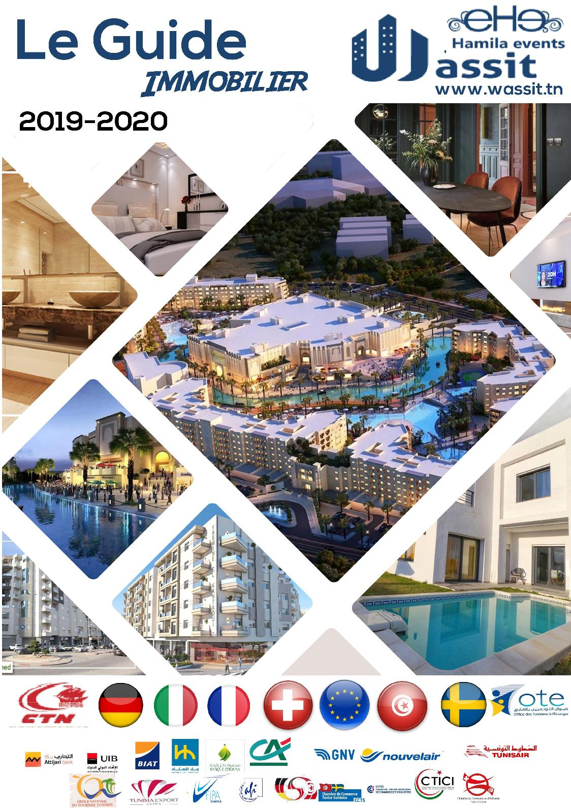 Guide Immobilier Hamila Events 2019