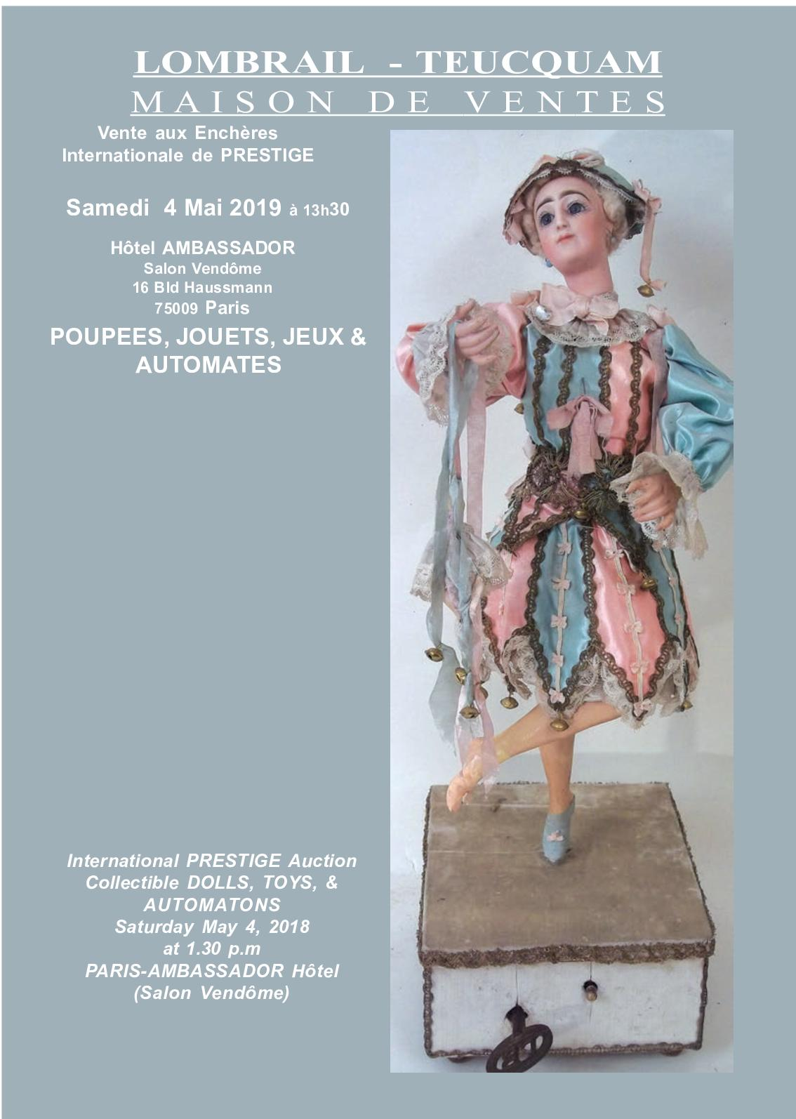 Catalogue Du 4 Mai 2019