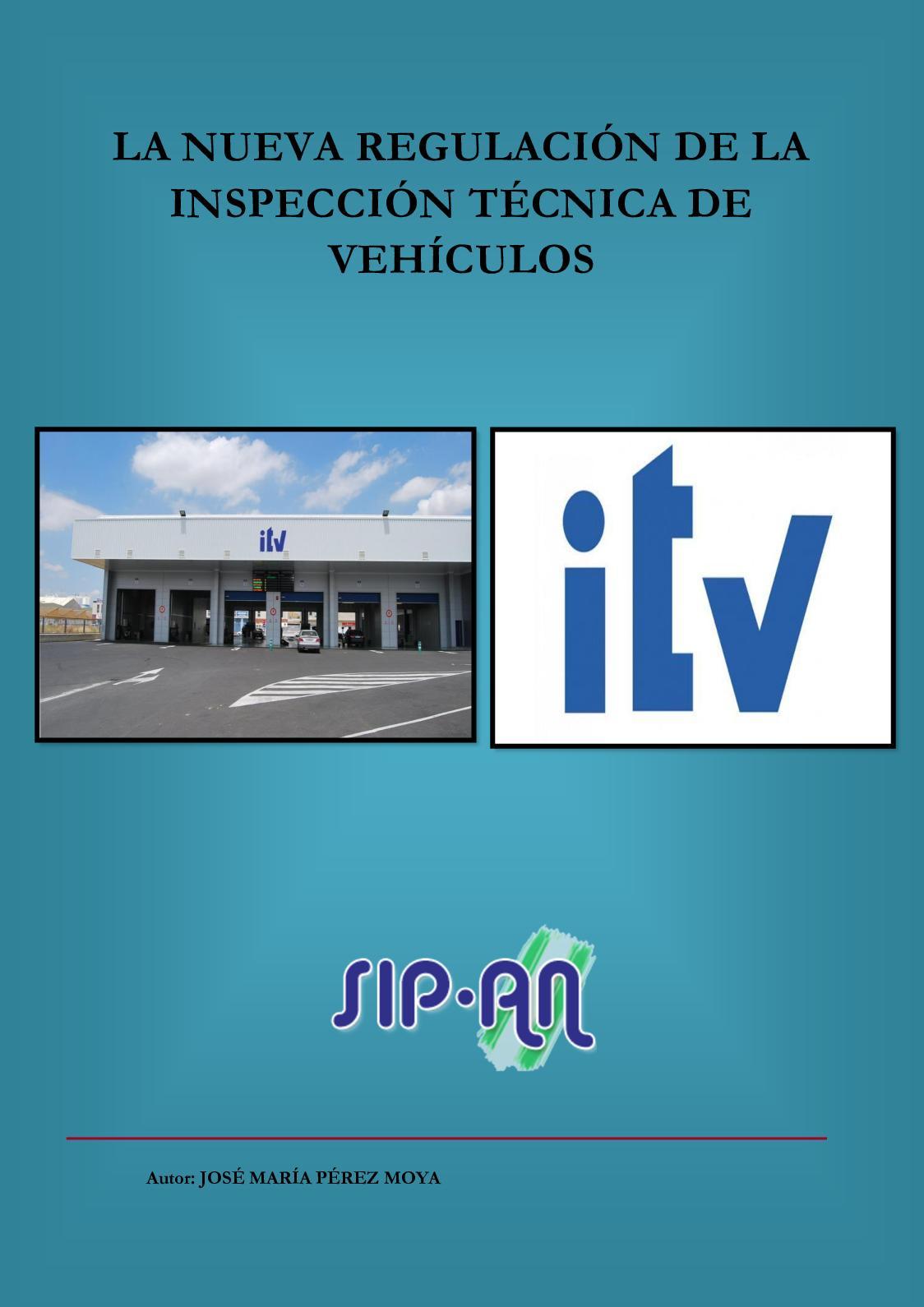 464 La Nueva Regulación De La Inspección Técnica De Vehículos