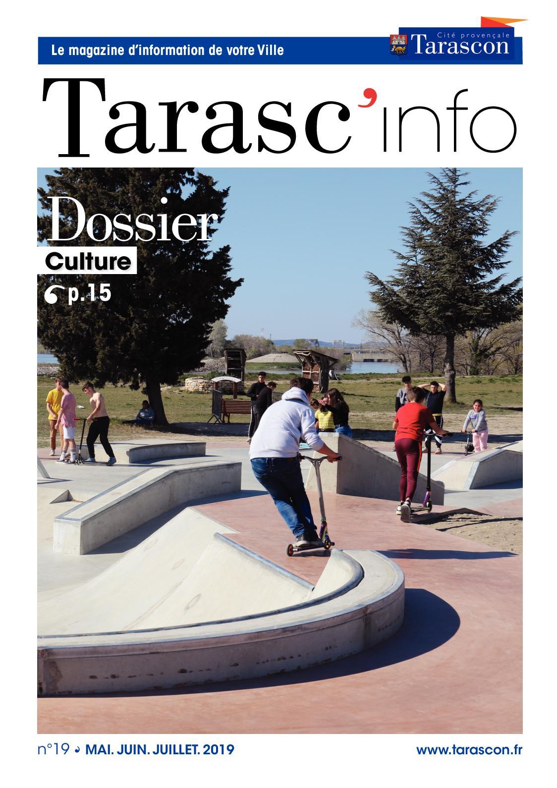 Tarasc'info N°19