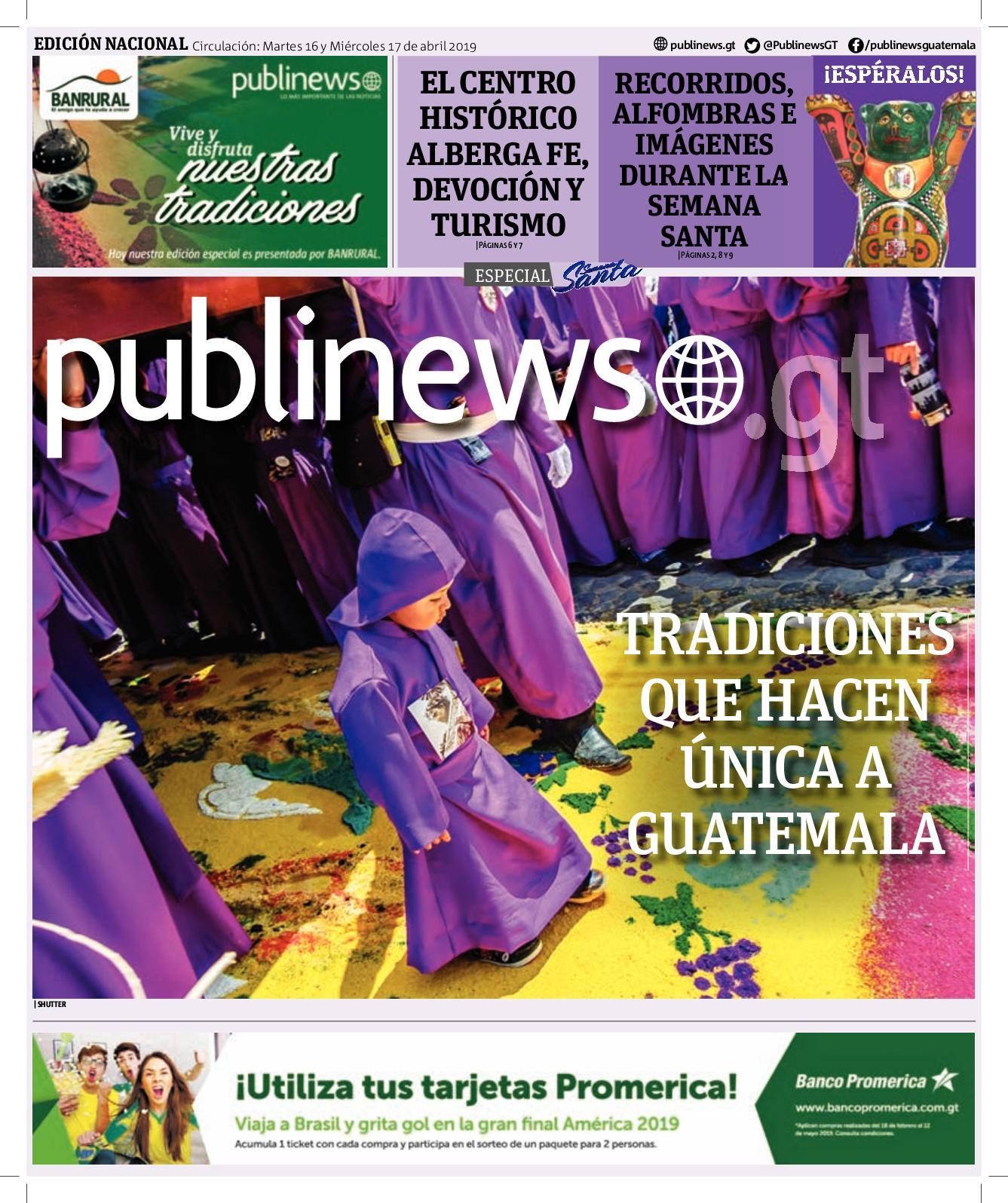 GUATEMALA CITY 16042019