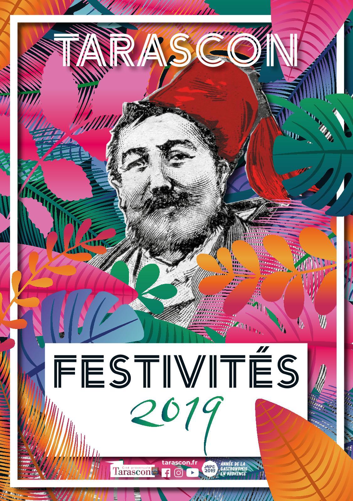 Guide des Festivités Tarascon 2019