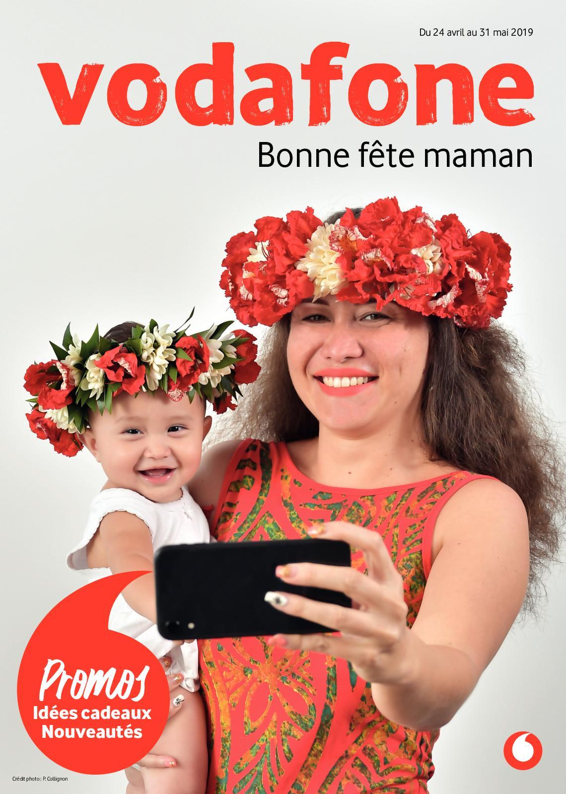 Catalogue Vodafone - Avril 2019