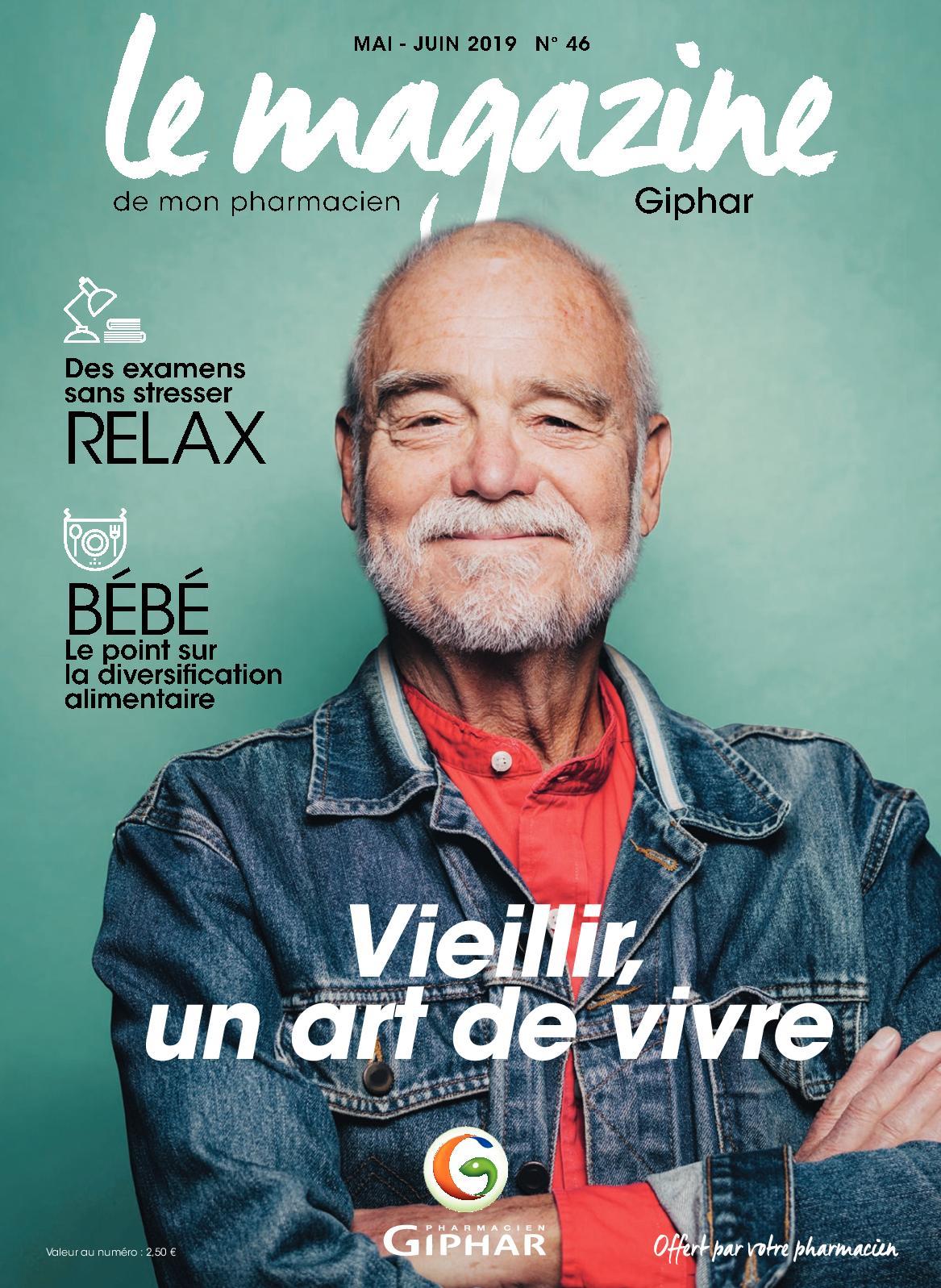 Giphar Magazine n°46 - Mai/Juin 2019