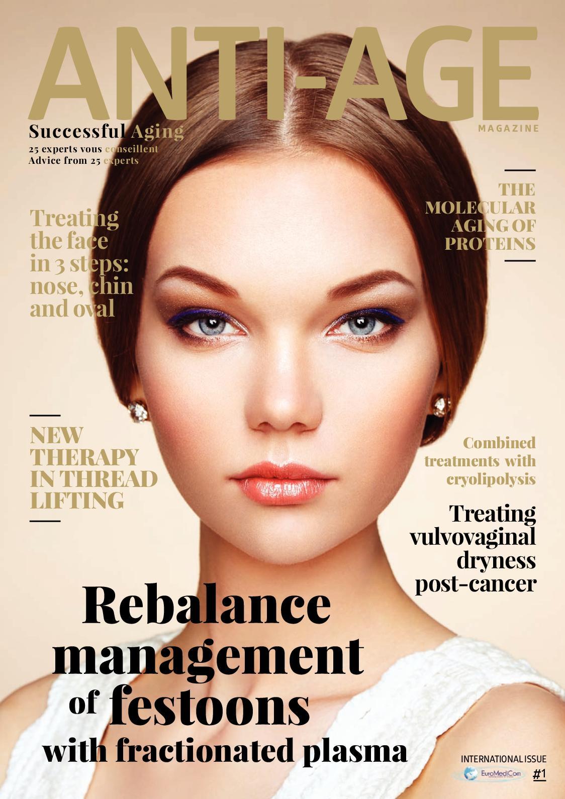 Anti Age Magazine International Issue 2019