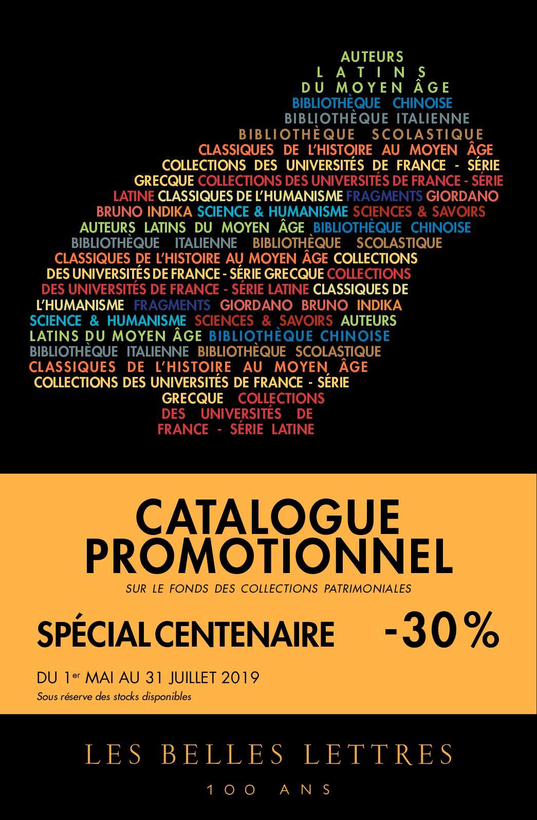 Catalogue promotionnel LBL Fonds patrimonial
