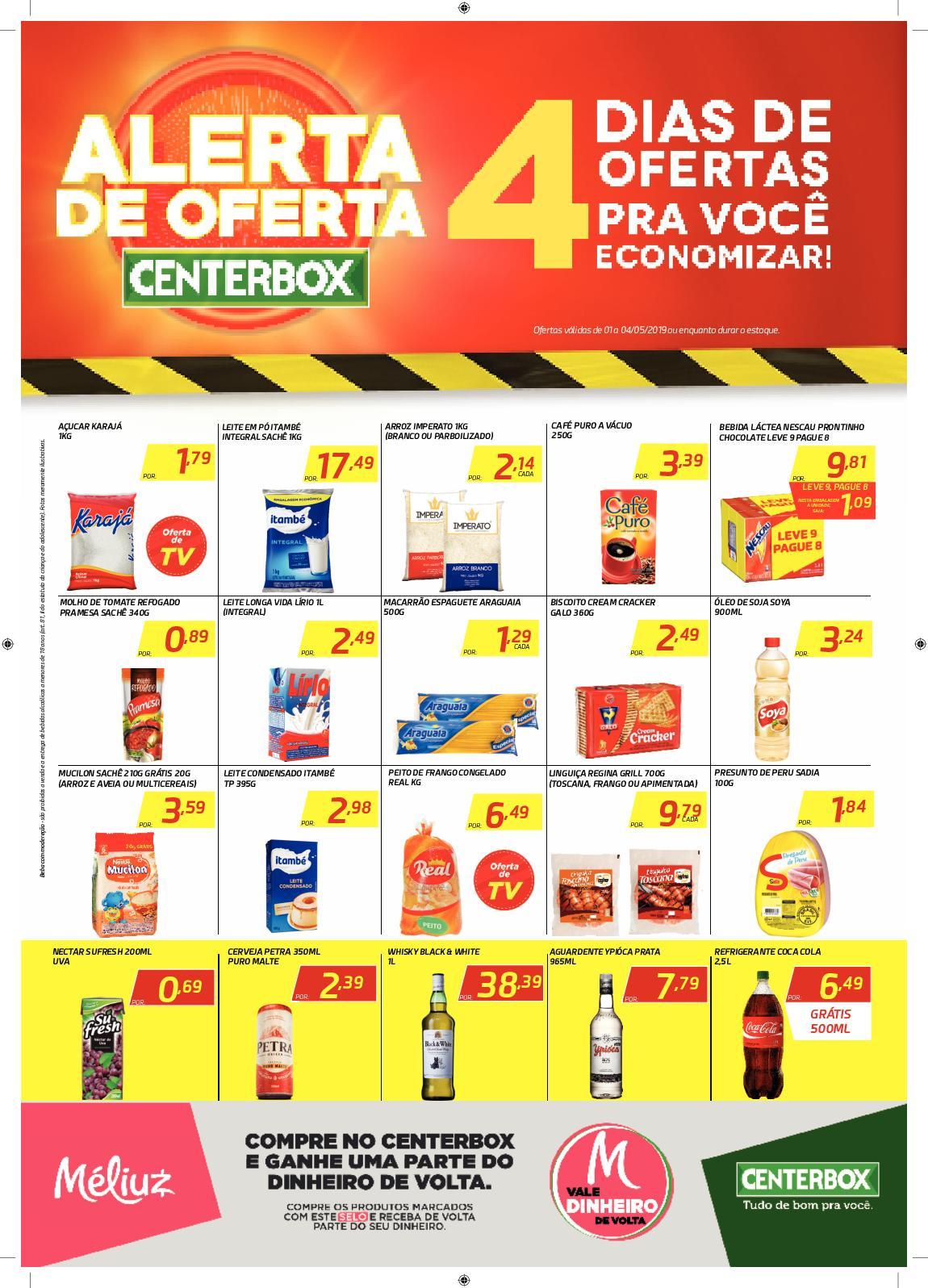 Encarte Alerta De Ofertas 01 A 04.05