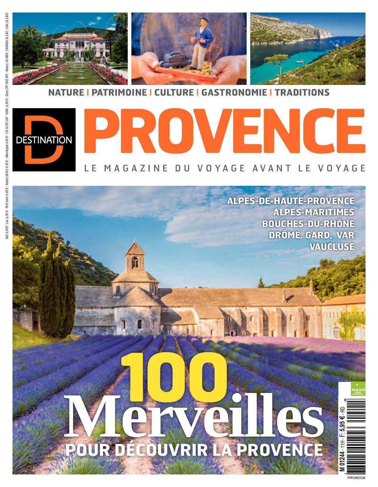 Provence Magazine 2019