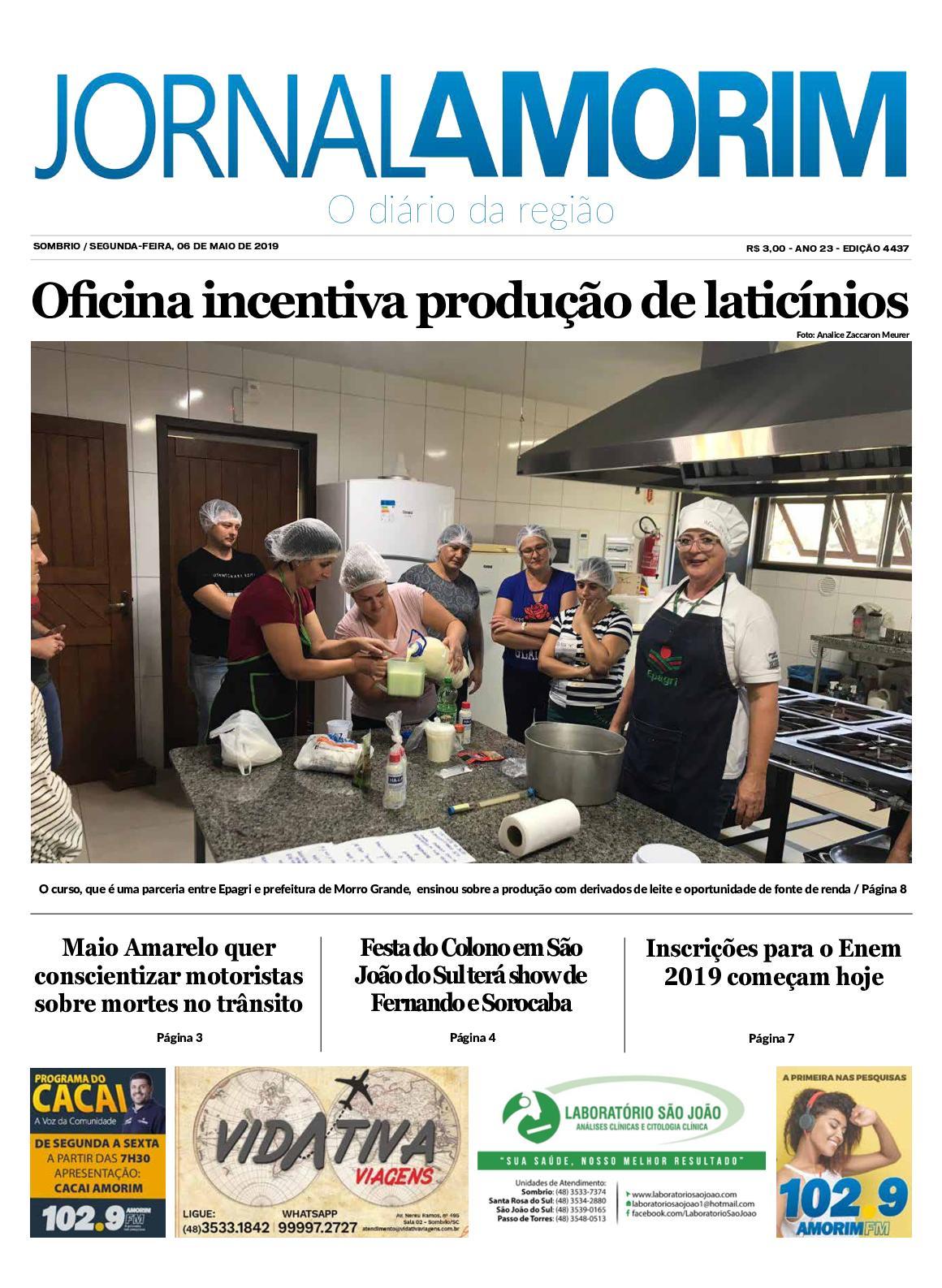 Jornal Amorim 06-05-2019