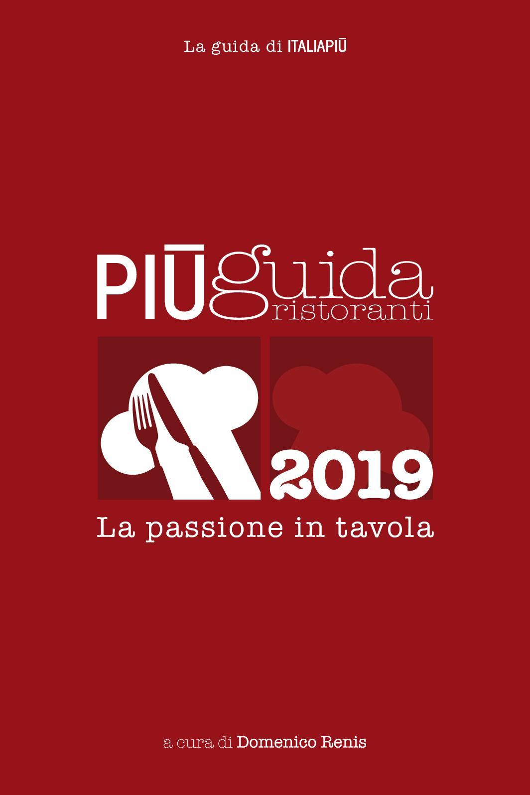 Calaméo - Più Guida Ristoranti 2019