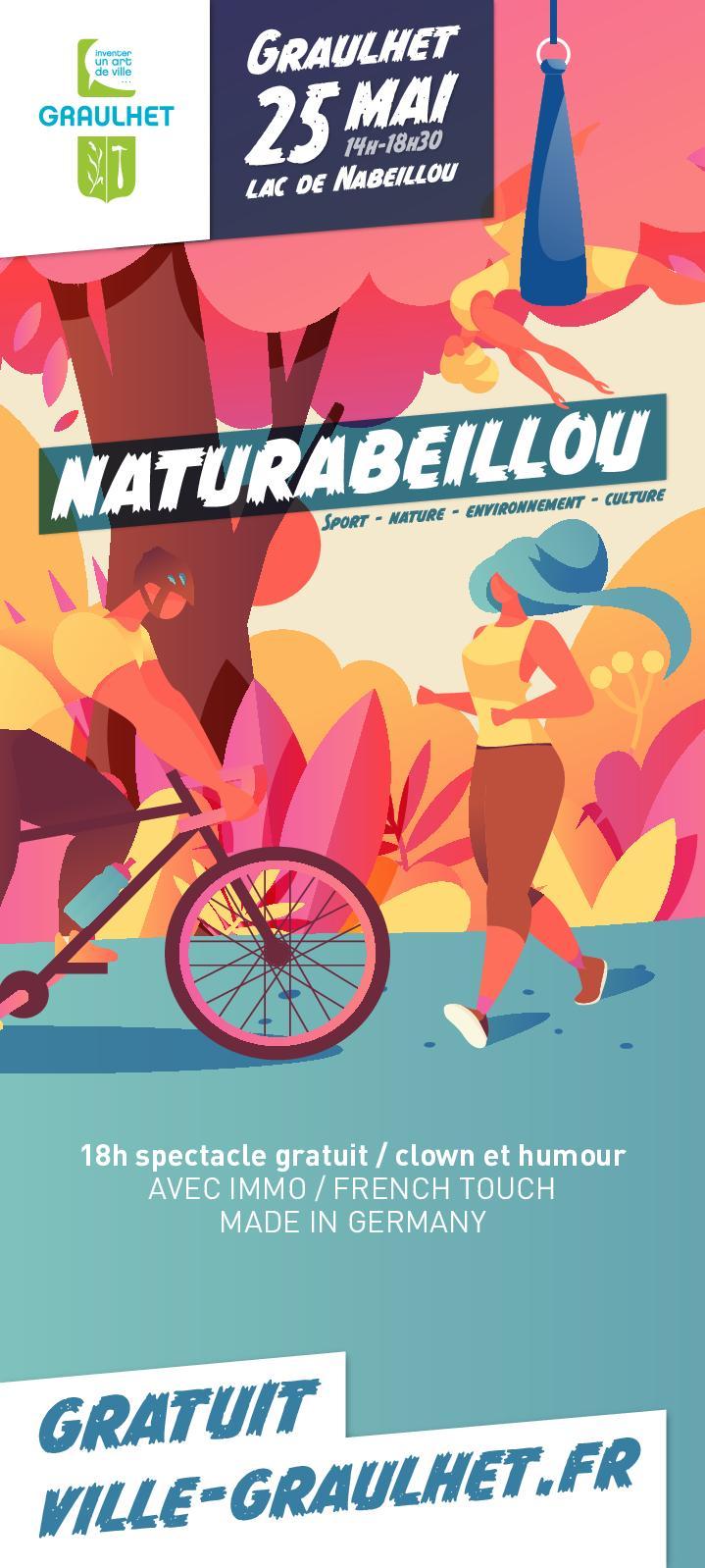 programme Naturabeillou 2019