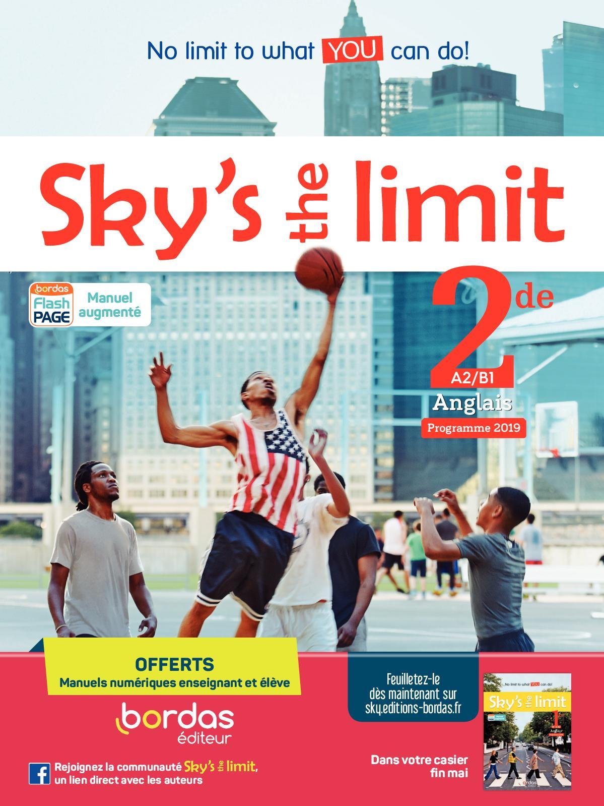 Sky's the limit 2de