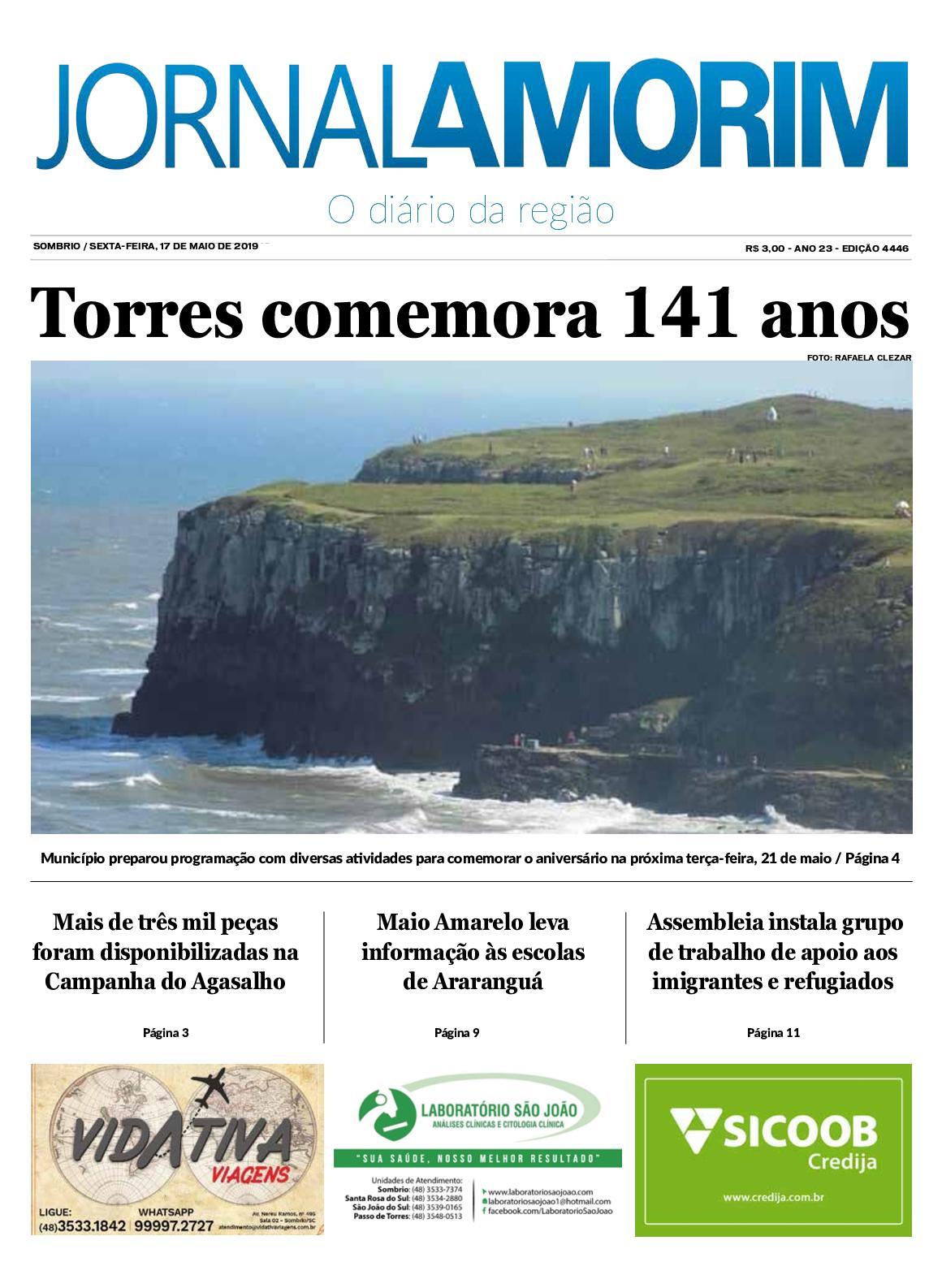 Jornal Amorim 17-05-2019