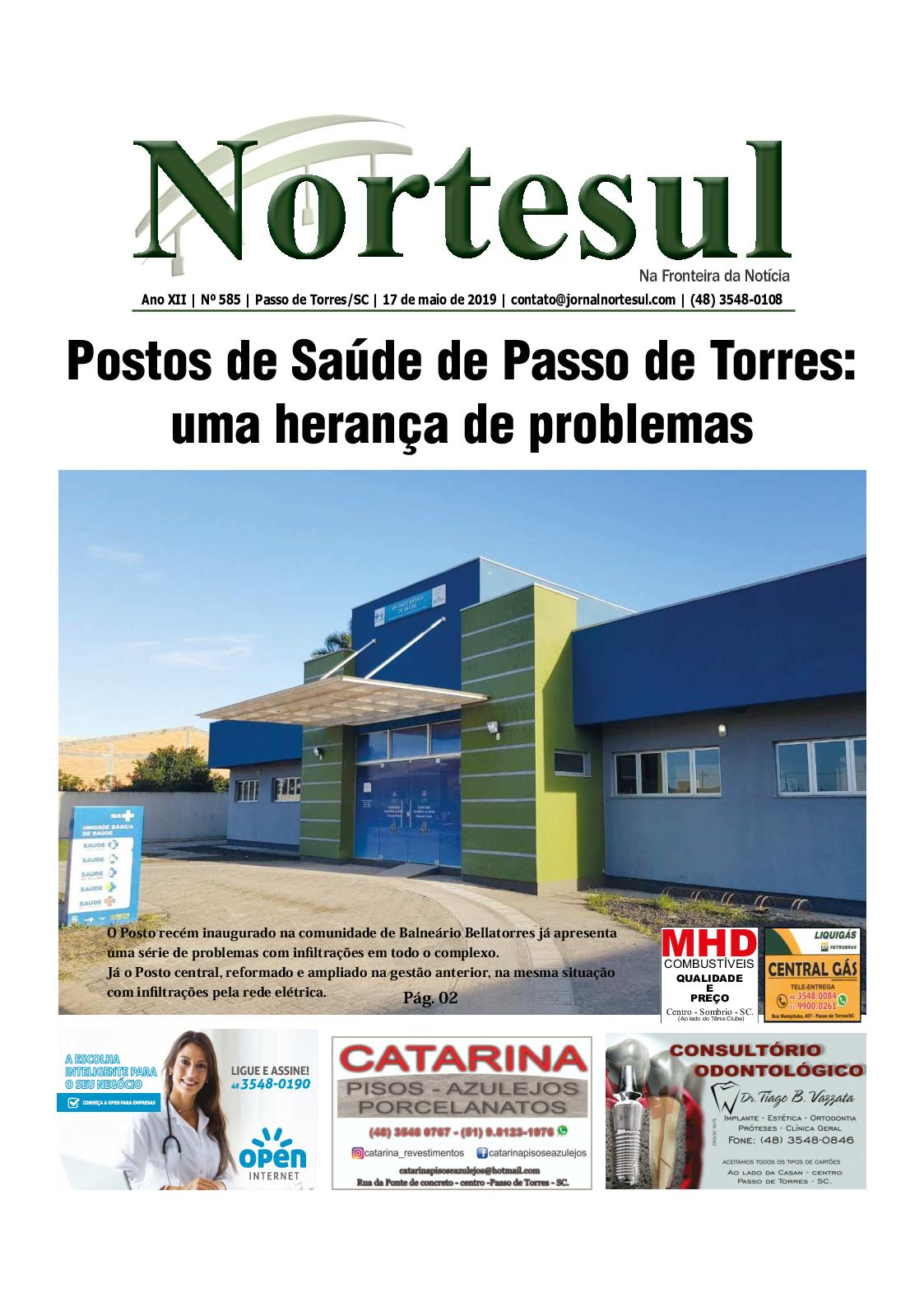 Nortesul Ed 585