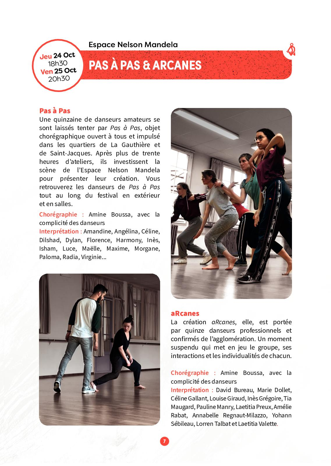 Festival Les Transurbaines 2019 - Brochure