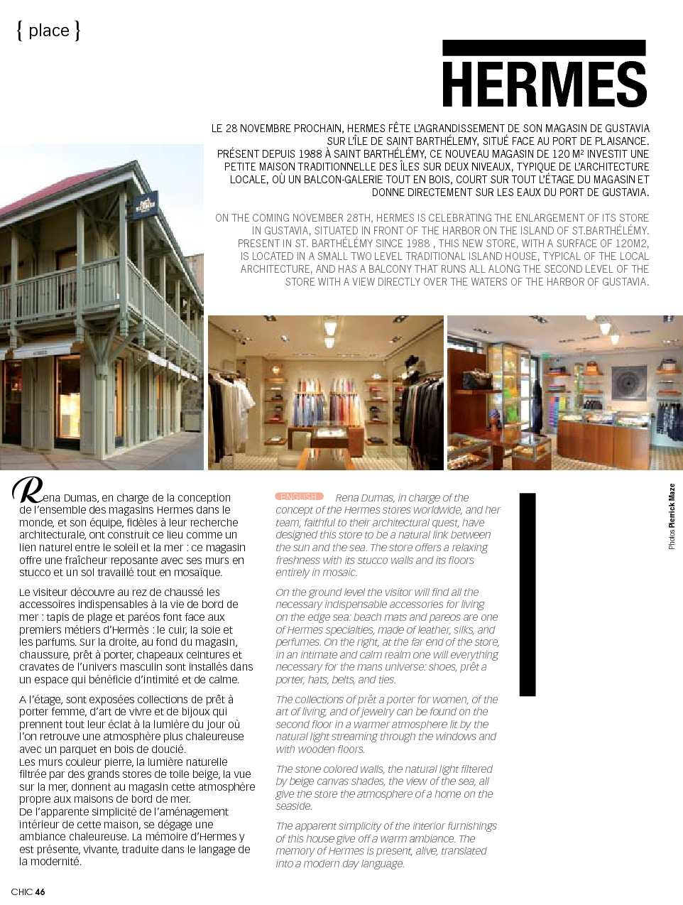 Ambiance Bord De Mer Chic chic st barth magazine - calameo downloader