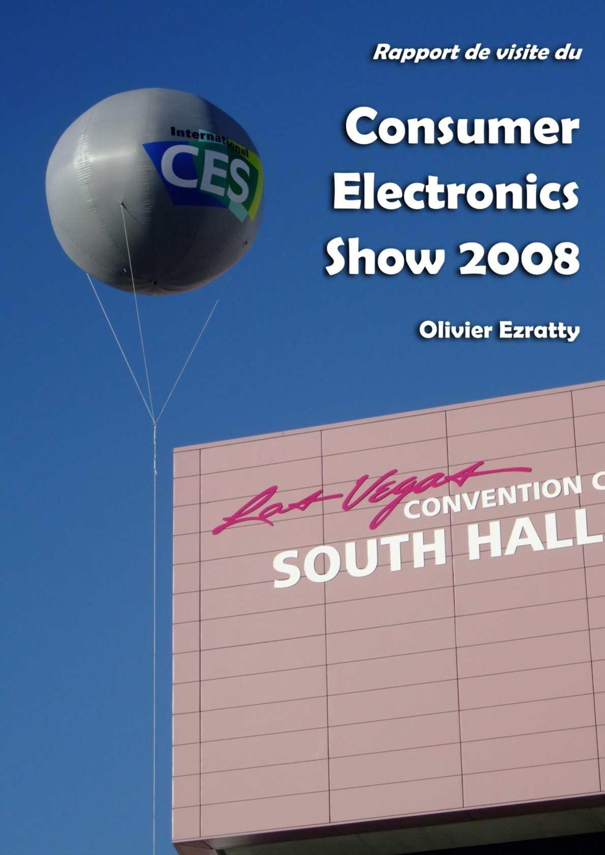 Report Calaméo Show 2008 Consumer Electronics uXPZTOki