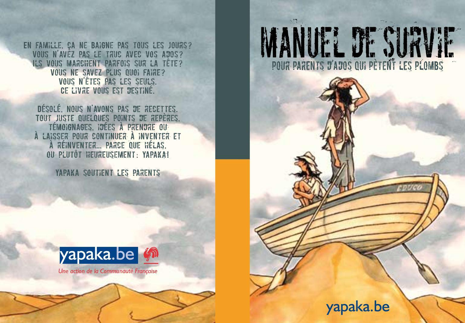 Calameo Manuel De Survie Pour Parents D Ados Qui Petent