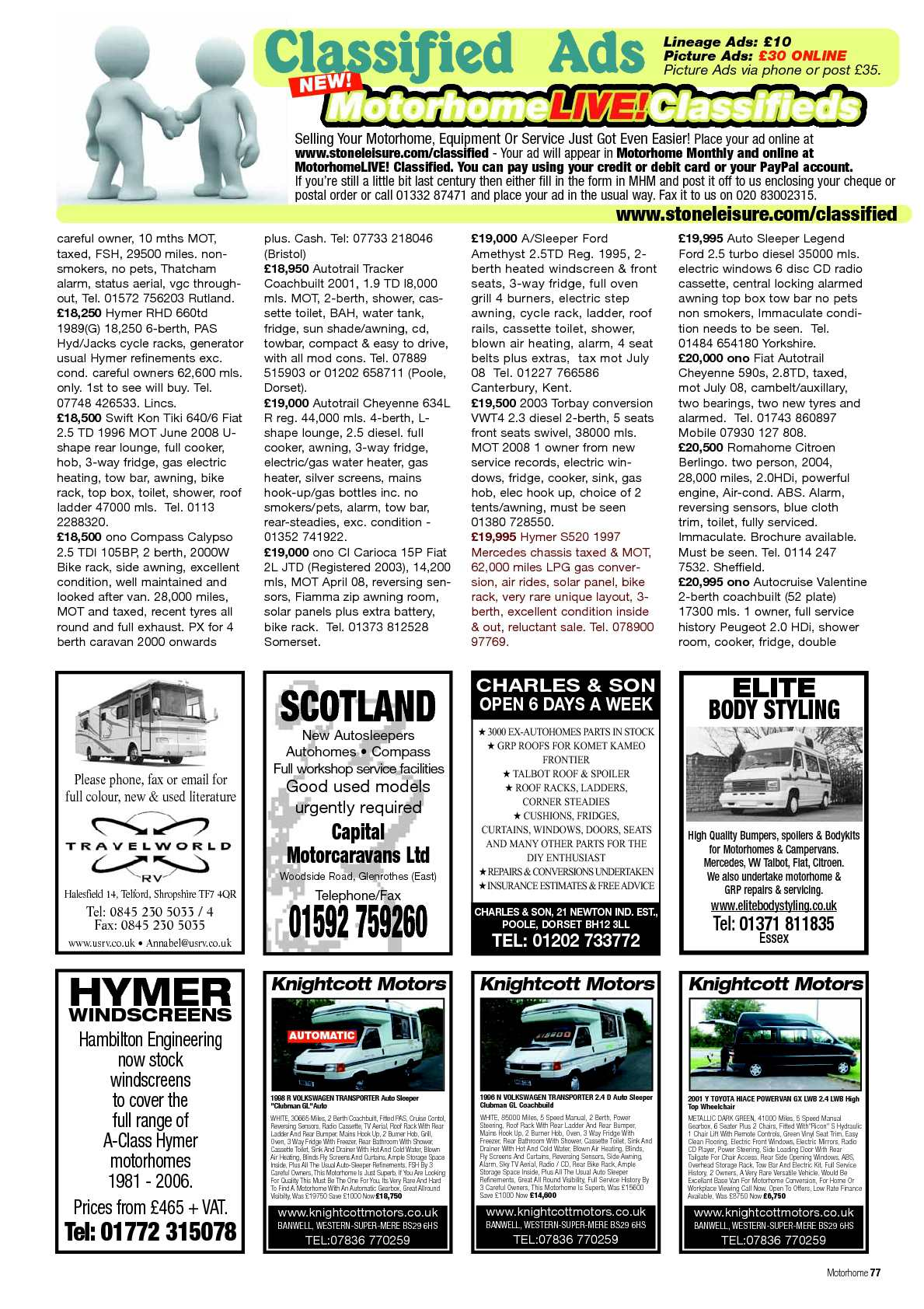 February 2009 - Motorhome Monthly Magazine - CALAMEO Downloader
