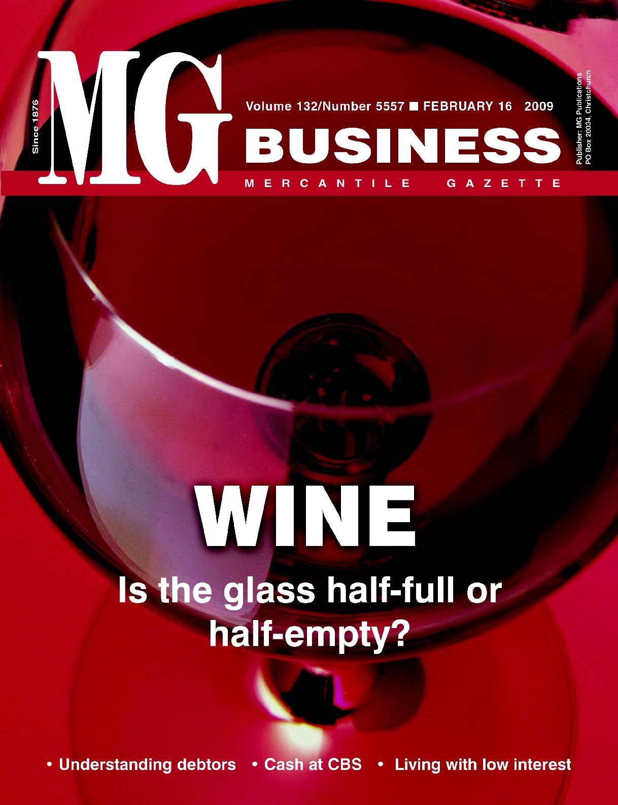 Calaméo Mg Business February 16th 2009
