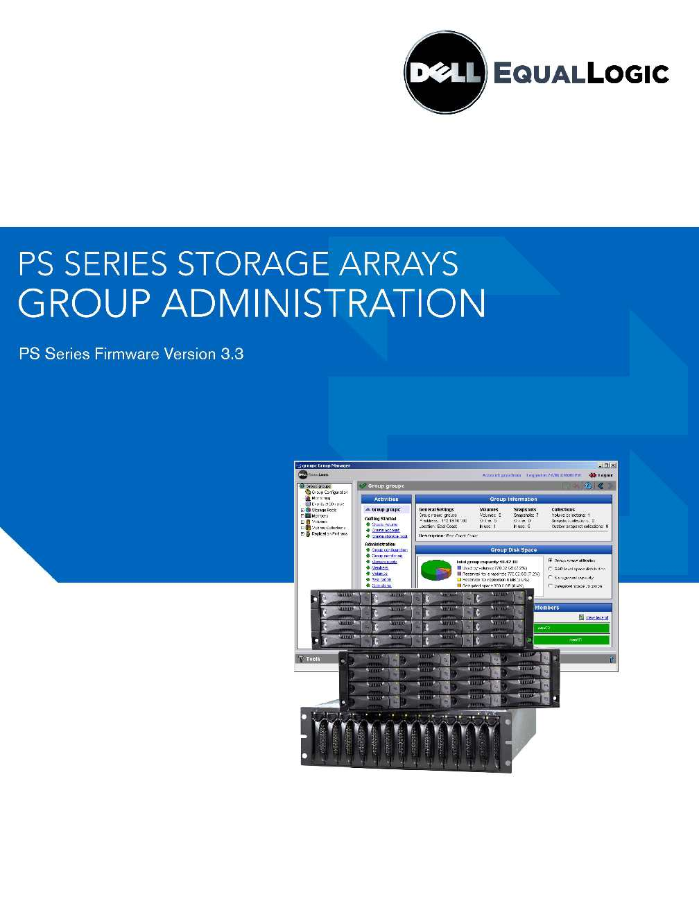 Updating firmware for dell equallogic ps series storage arrays