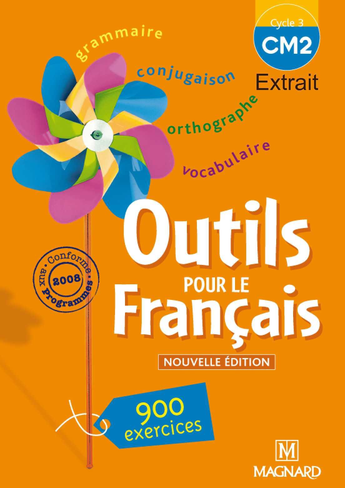 Calameo Extrait De Outils Pour Le Francais Cm2